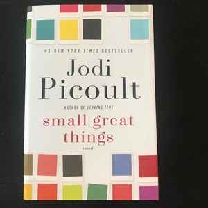 Small Great Things by Jodi Picoult 📖